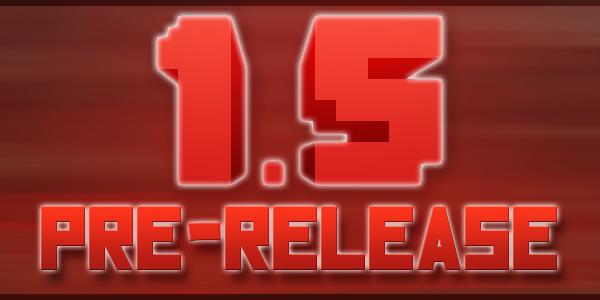 Pre-release 1.5