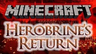 [1.5] Herobrine's Return