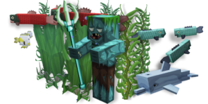 sphax pure bd craft zombie poisson trident