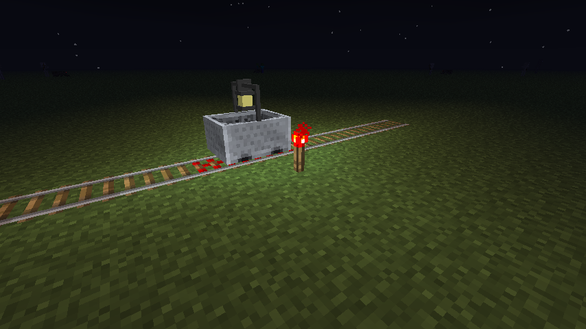 how to make a redstone lanterns in minecraft