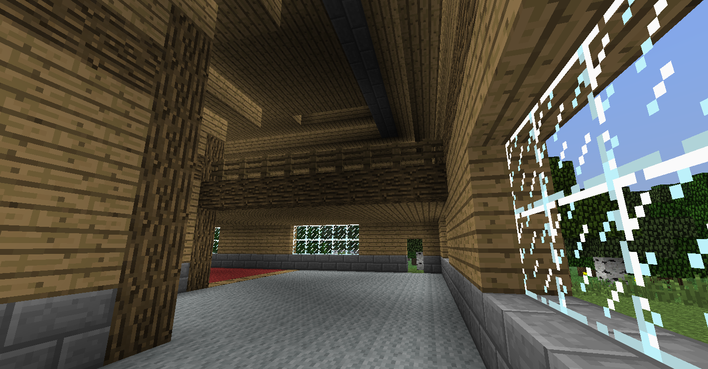 guide construction minecraft salle de repos