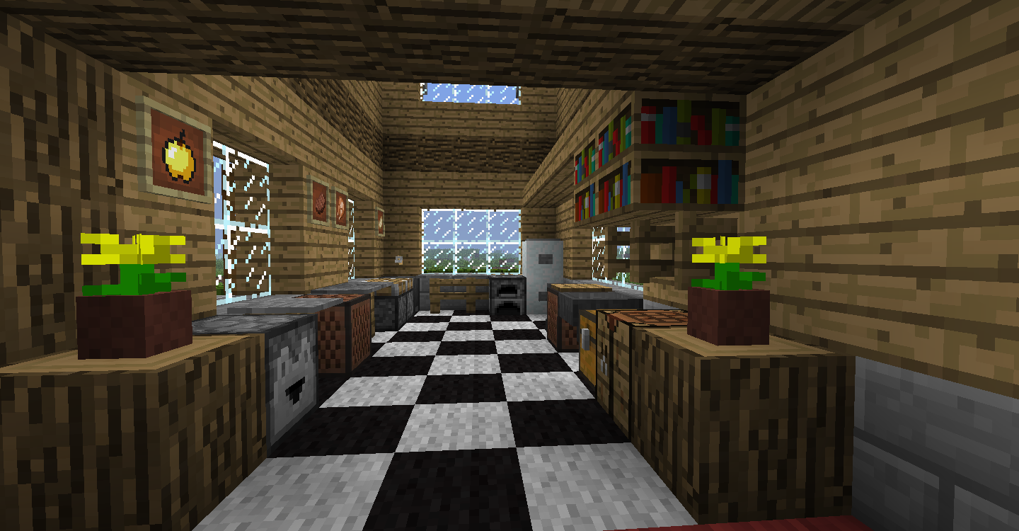 guide construction minecraft cuisine