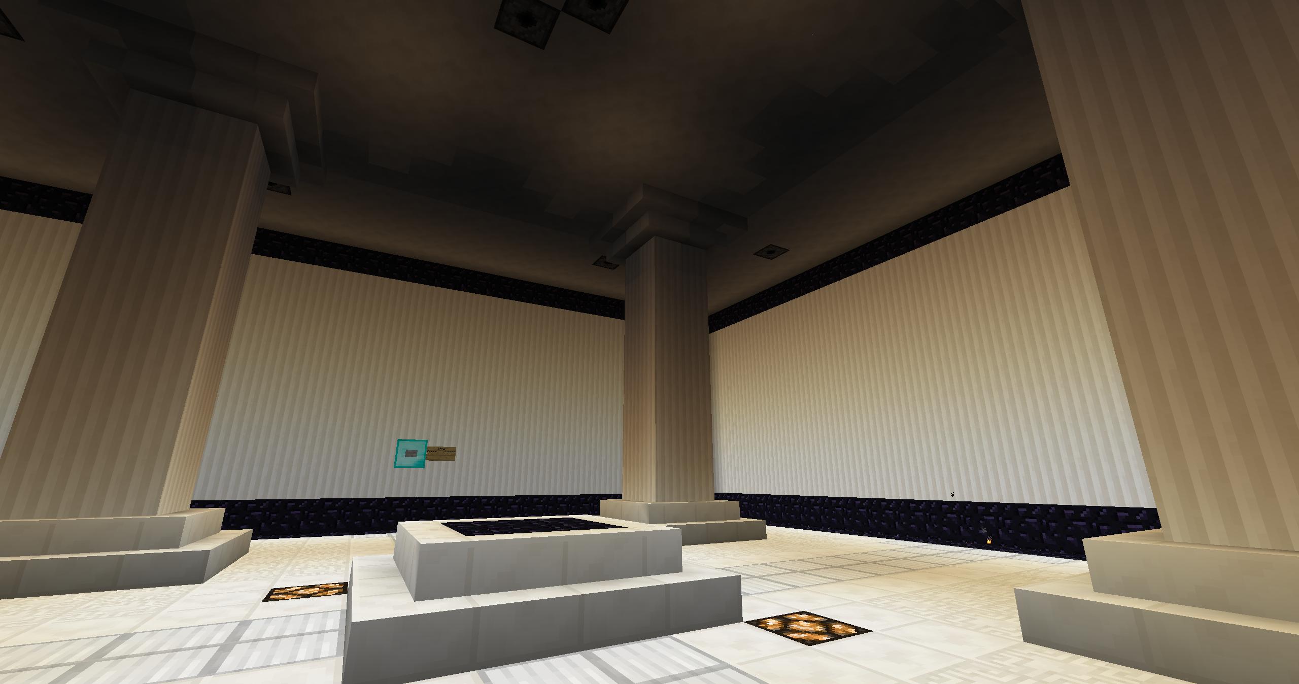 C'est dans cette arène inspiré de la rome antique que vous débuterais Zombie Arena 3