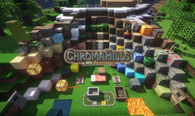 Chroma Hills – Pack de Textures – 1.7 → 1.16