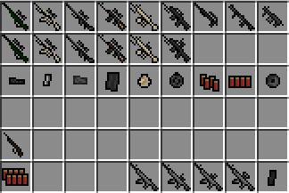 fusil 2 [1.5.2] Ferullo's Guns Mod
