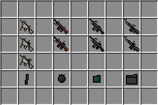 1 5 2 Ferullo S Guns Mod Minecraft Fr