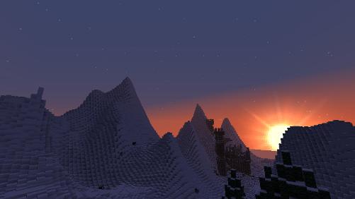 Montagnes [1.5.2] Dramo