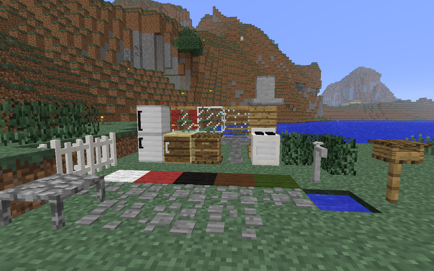 1.5.2] MrCrayfish\'s Furniture Mod | Minecraft.fr