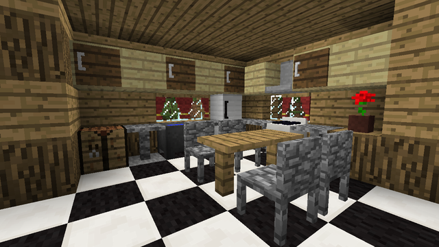 MrCrayfish's Furniture Mod table chaise cuisine