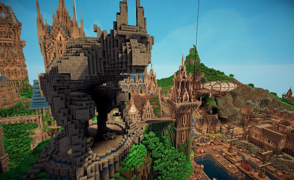 Maison Design Minecraft : Halion minecraft