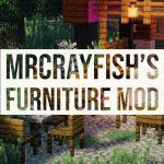 [Mod] MrCrayfish's Furniture Mod – 1.7.10 → 1.14.3