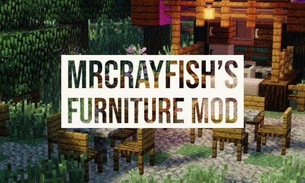 MrCrayfish's Furniture Mod – 1.7.10 → 1.16.3