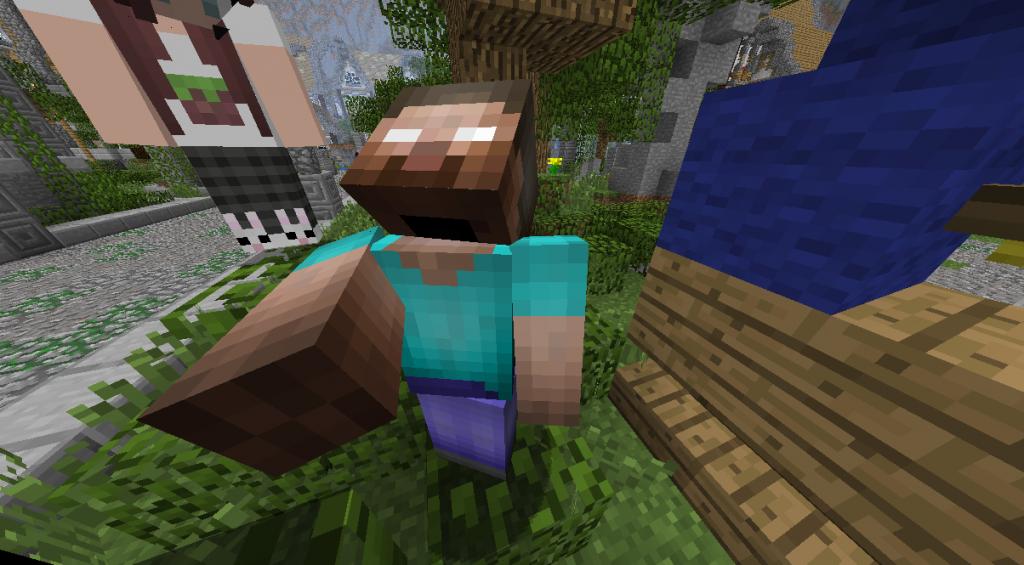 Herobrine La Légende De Minecraft 123 Minecraftthepro