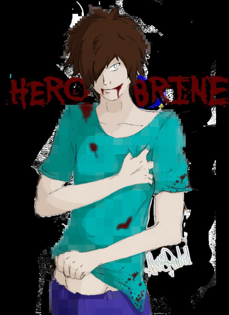 herobrine by alexisrendell d5c731z La légende dHerobrine : un an après