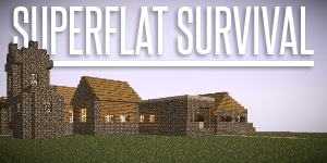 Survival superflat