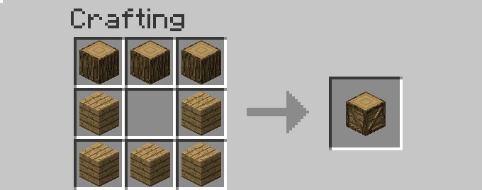 recipe crate [1.6.2] More Storage