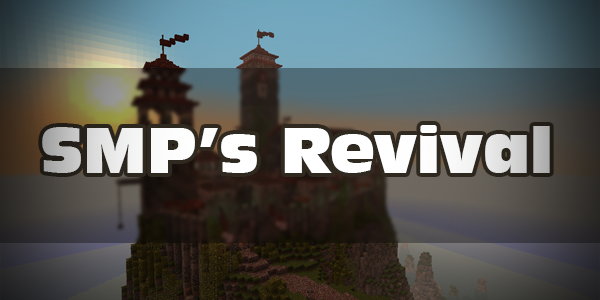 [1.6.4] SMP's Revival [16×]