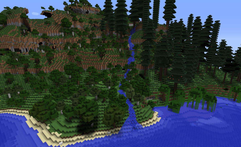 DOOGLAMOO WORLDS beta | Terrain generation / Worldgen for ...