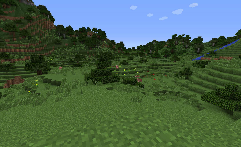 Realistic Terrain Generation in Vanilla Minecraft NO MODS ...