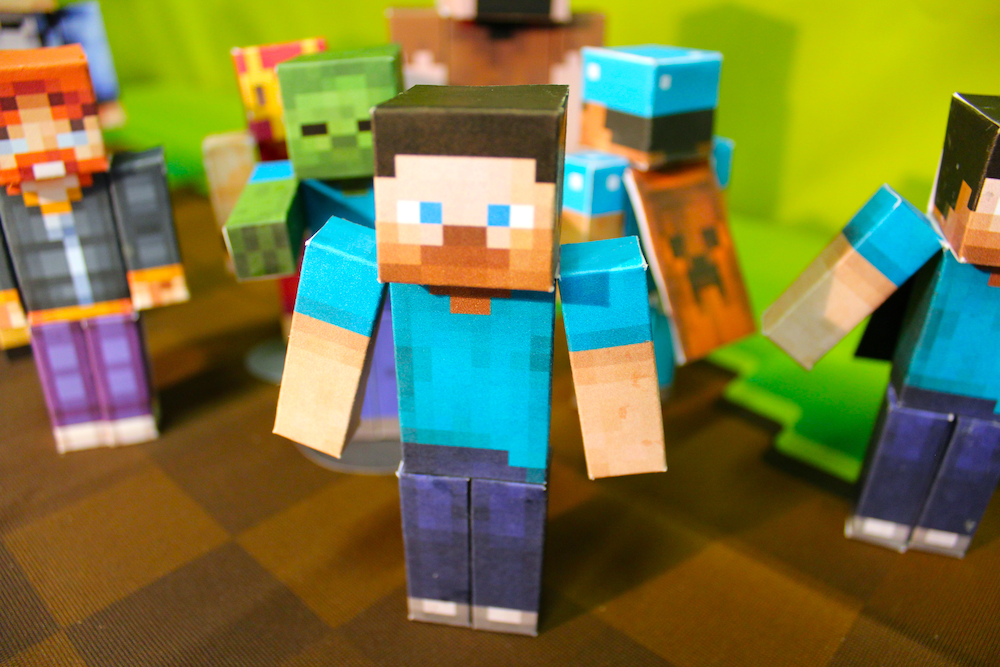 Paper Minecraft How To Craft