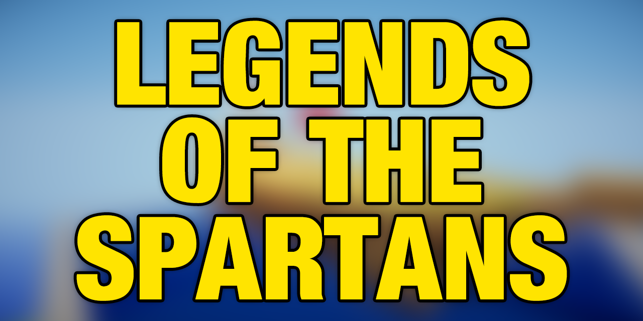 [1.7.2] Legends of The Spartans