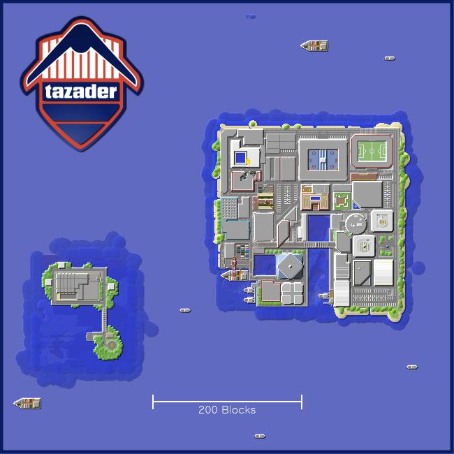 Tazader City • Minecraft.fr