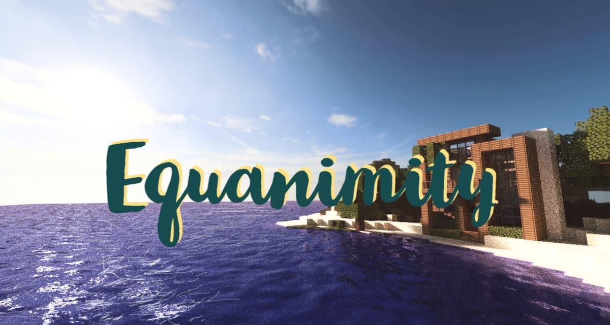 Equanimity – Pack de Textures – 1.8 → 1.12