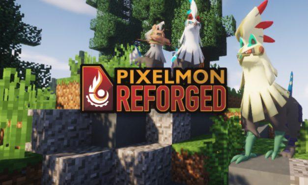 [Mod] Pixelmon Reforged – 1.7.10 → 1.12.2