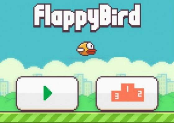 Flappy Bird Teaser 560x396 Flappy Bird