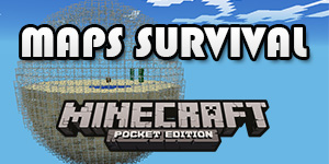 Compilation Maps Survival Pocket Edition