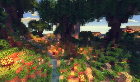 Beau Jardin Minecraft - Amazing Home Ideas - freetattoosdesign.us