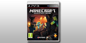 Version boite pour Minecraft PS3