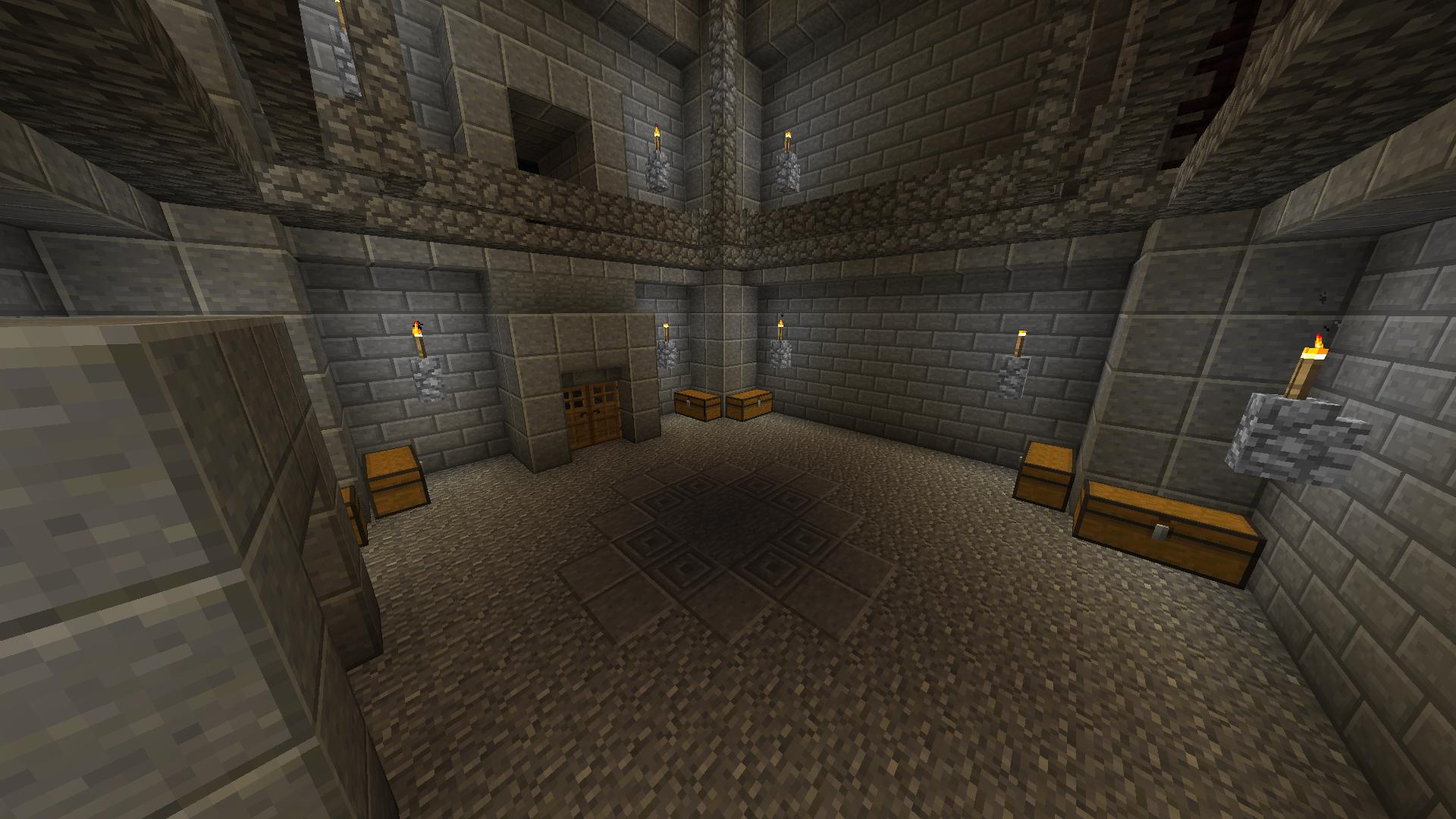 True Labyrinth Minecraft Fr