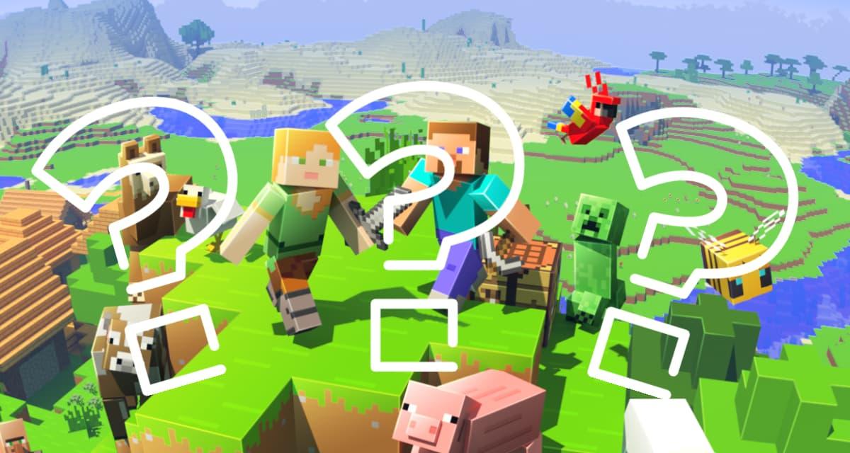 Quel personnage de Minecraft es-tu ?