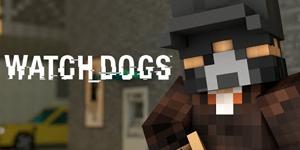 Watch Dogs dans Minecraft