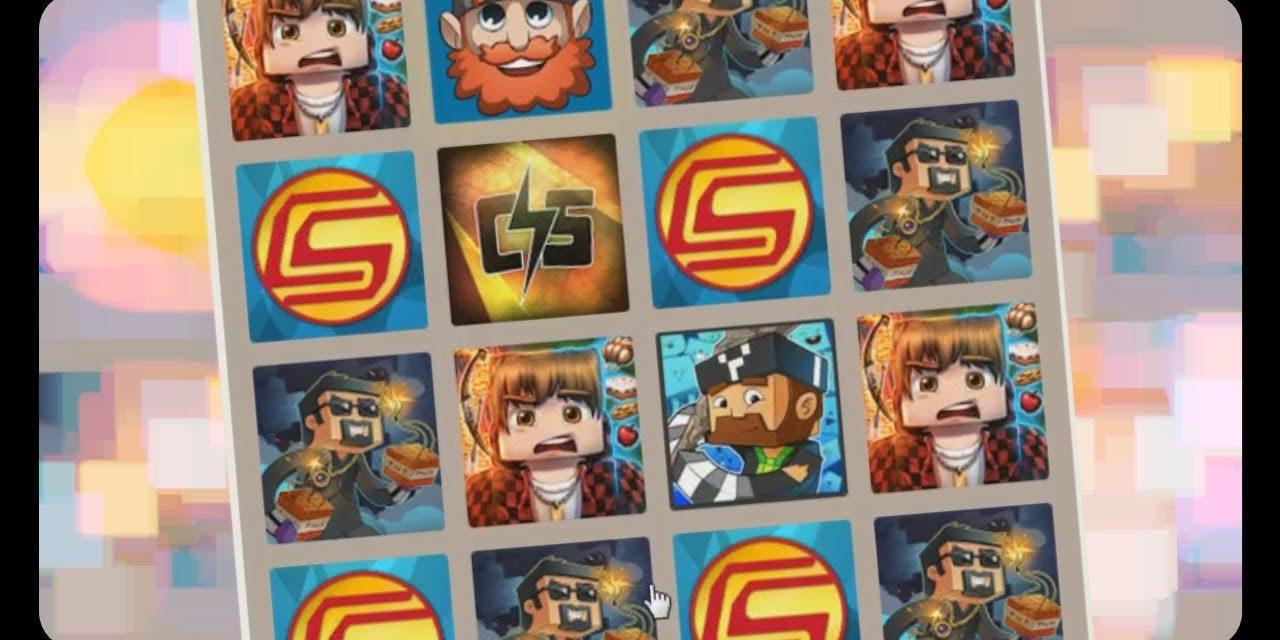 2048 version Minecraft