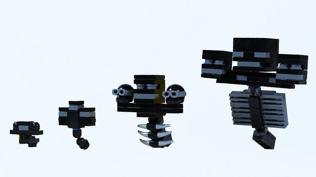comment construire des lego minecraft