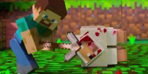Minecraft en 20 secondes