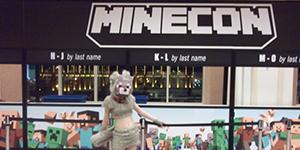 Minecon 2015 à Londres