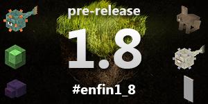 Pre-release 1.8