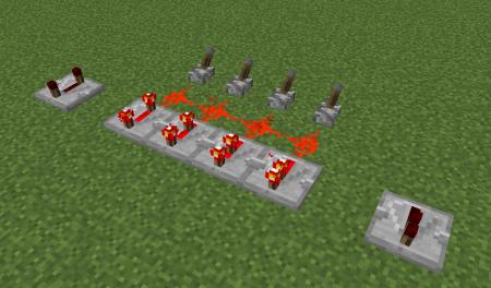 répéteurs redstone minecraft