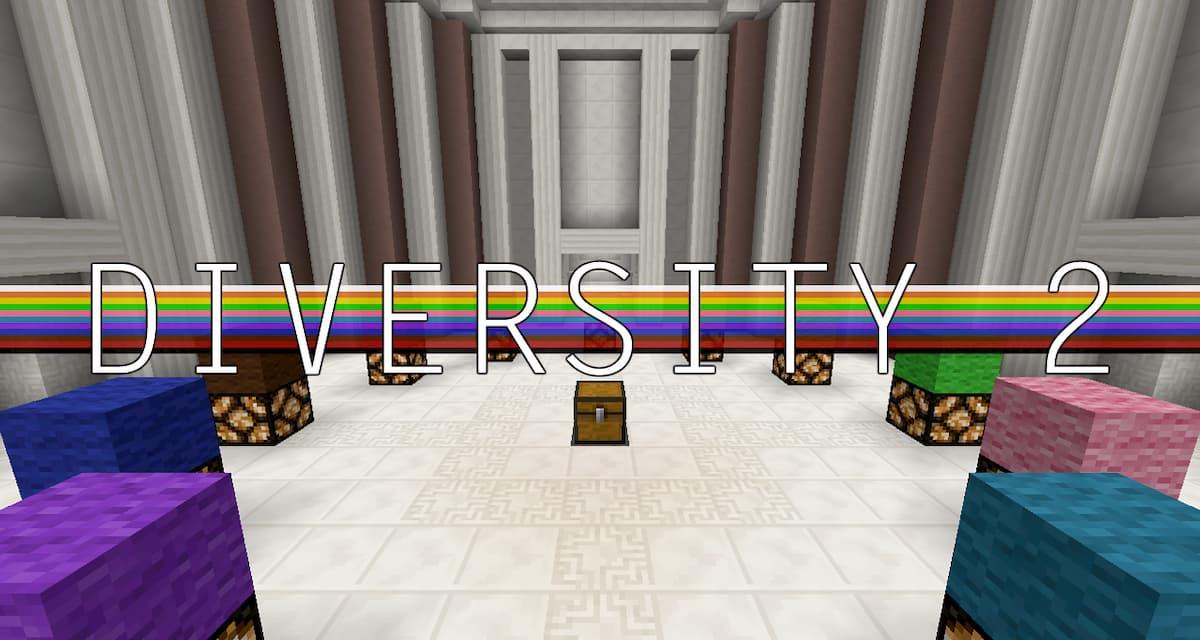 [Map] Diversity 2