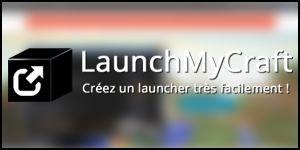 Reprise de LaunchMyCraft