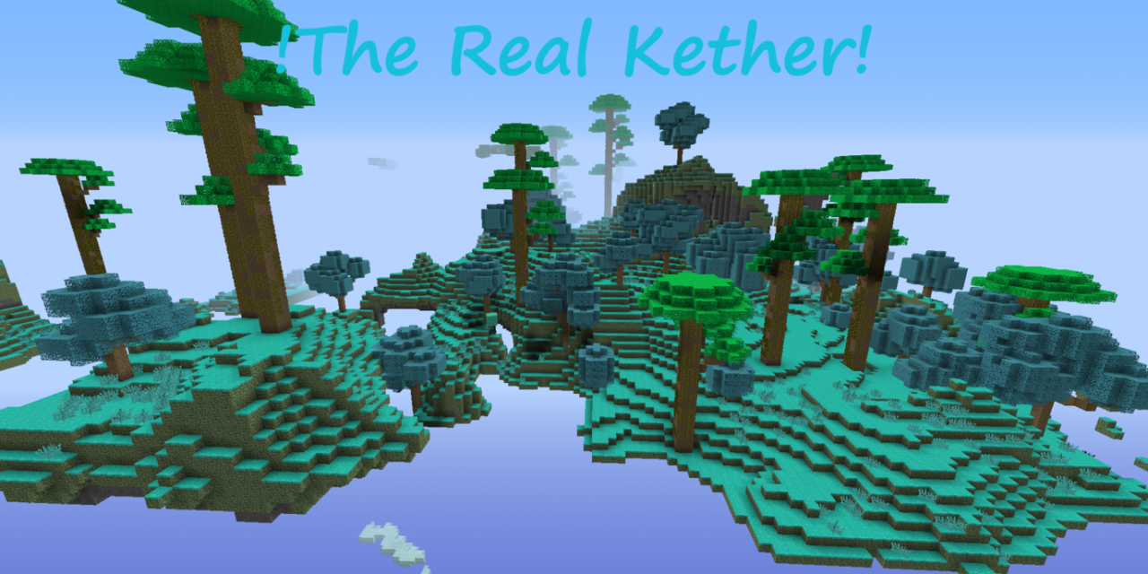 The Real Kether – Mod [1.7.10]
