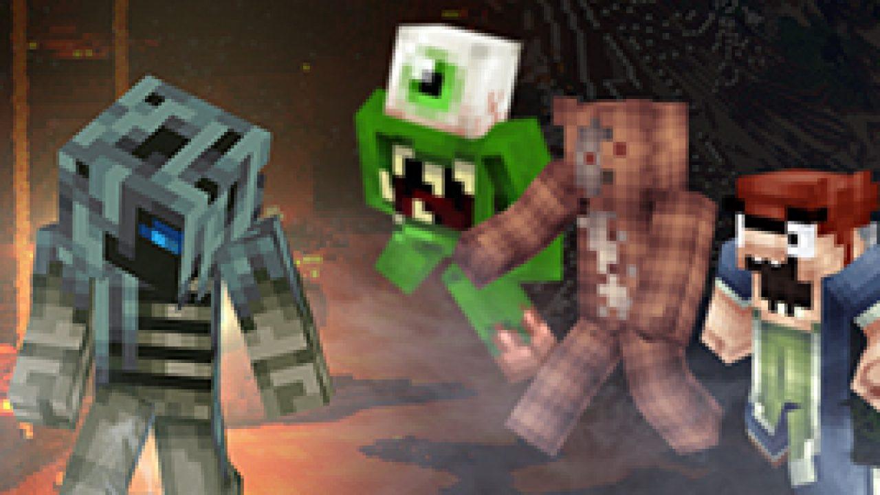 Top10 des skins Minecraft pour Halloween  Minecraft.fr