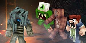 Top5 des skins Minecraft pour Halloween