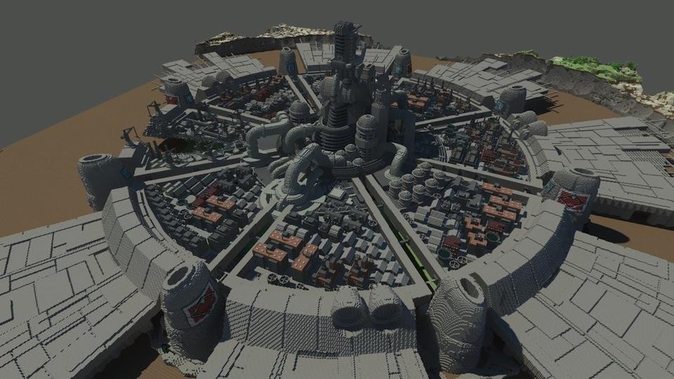 [1.6.4] Midgar City