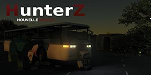 Les serveurs HunterZ
