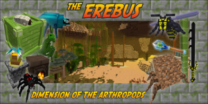 The Erebus, dimension of the arthropods [1.7.10]