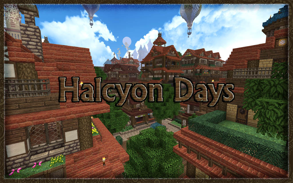 Halcyon Days Ressource Pack